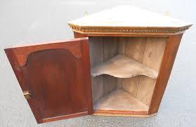 mahogany corner bookcase mahogany hanging corner cupboard