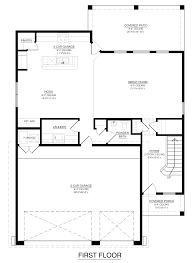 3 car garage floor plans the the rosa ii albuquerque home builders