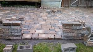 fire pits design fabulous backyard paver patio with fire pit