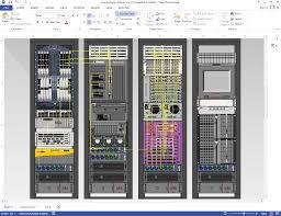 network cabinet visio stencil bar cabinet