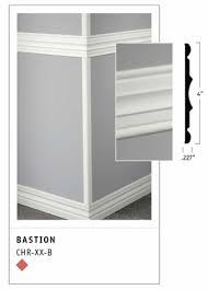Colonial Chair Rail - johnsonite u003e wall base finishes u0026 accessories u003e finish borders