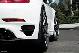 porsche targa white white porsche 991 turbo s brixton forged cm10 targa center lock