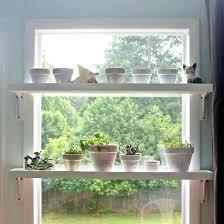 kitchen window shelf ideas kitchen window shelves plants shelves kitchen window shelf
