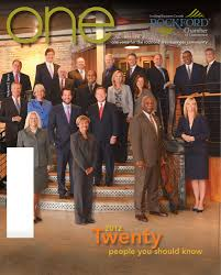 Benson Stone Rockford Illinois by One Vol 2 Iss 1 By Rockford Chamber Of Commerce Issuu