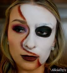 Mac Halloween Makeup by Aliciad372 Halloween Tutorial Phantom Of The Opera