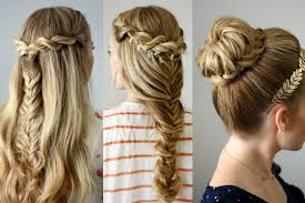 hairstyles for back to school for long hair 3 back to school hairstyles
