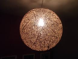Sphere Pendant Light Sphere Pendant Light Bar Lighting Rustic Design Light