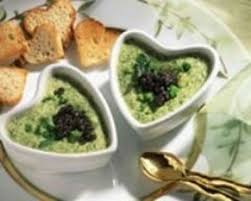 caviar recettes cuisine recette chantilly de caviar à l avocat