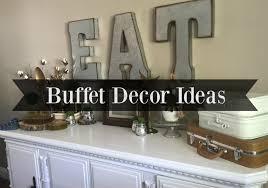 dining room buffet decor provisionsdining com