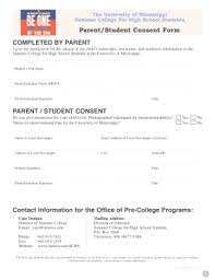 parental consent letter example to download in word u0026 pdf