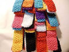 crochet headbands crochet headbands lot clothing shoes accessories ebay