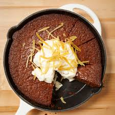 skillet gingerbread cake rachael ray every day thanksgiving