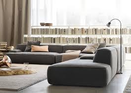 Large Corner Sofa Lema Cloud Corner Sofa Corner Sofas Go Modern Furniture London