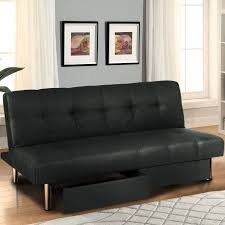 Sofa Bed Sectional With Storage Microfiber Futon Folding Sofa Bed Couch Mattress U0026 Storage