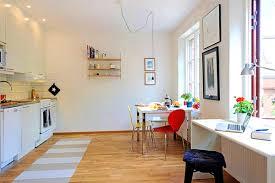 apartments exquisite dining table studio apartment room design