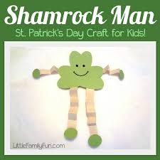 little family fun st patrick u0027s day crafts u0026 activities for kids