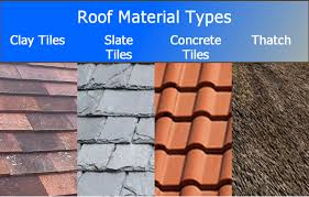 Tile Roofing Materials Types Of Roof Coverings In Fishers Indiana Expert Roofers