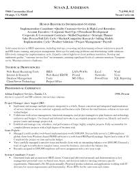 Resume Sample Executive resume template human resources executive