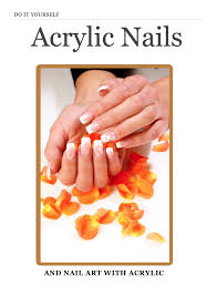 how to apply acrylic nails and maintenance ebook 5 45 nail