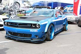 Dodge Challenger Custom - 2015 dodge challenger super widebody gallery dodge challenger