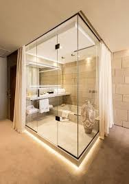 Best Glass Bathroom Ideas On Pinterest Modern Bathrooms - Bathroom glass designs