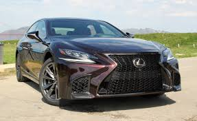 lexus full website 2018 lexus ls 500 review autoguide com news