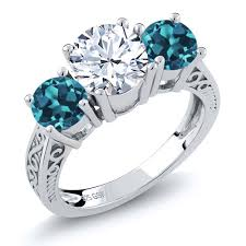 white topaz rings images 2 40 ct round white and london blue topaz 925 sterling silver 3 jpg