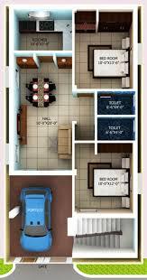 100 2 bhk small home design home design 1000 sq feet