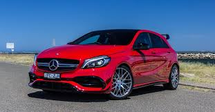 mercedes amg cost mercedes amg a45 review specification price caradvice