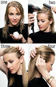 hairstyles to hide ears that stick out 18 ways to get your bangs out of your face