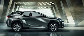 lexus nx hybrid philippines lexus reveals lf nx small crossover concept ahead of frankfurt