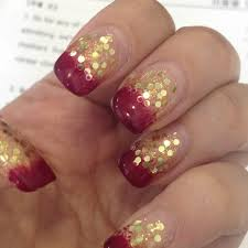 47 best nails san francisco 49ers spirit images on pinterest