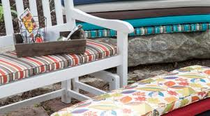 Outdoor Replacement Cushions Bench Miraculous Outdoor Seat Cushions Ebay Shining Outdoor Seat