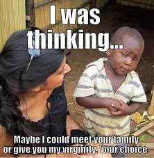 Third World Kid Meme - skeptical third world kid memes quickmeme
