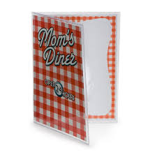 Restaurant Menu Covers Menu Cover Unique Retro Menu Covers For Restaurant U0026 Home Parties
