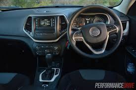 jeep compass 2014 interior 2014 jeep cherokee sport review video performancedrive