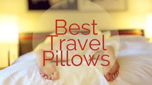 Long Distance Pillow Lights Up The Best Travel Pillows For Long Haul Flights