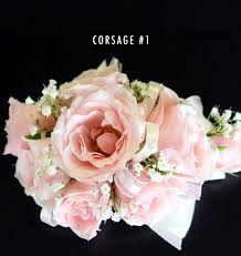 pink corsage blush pink corsage 1 bridal flowers to go