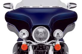 harley davidson lights accessories fairing edge light kit fits harley davidson touring models