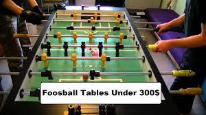 best foosball table brand best foosball tables for under 300