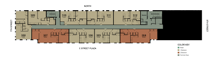 floor plan for daycare 770 c street