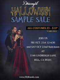 Dreamgirls Halloween Costumes Dreamgirl Halloween Costume Sample Sale Ca October 2016 Whsale
