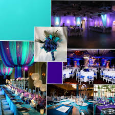 purple and blue wedding purple blue wedding colors wedding ideas purple
