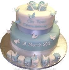 sweetland patisserie christening cakes