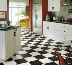 white kitchen cabinets black tile floor 2 places to buy black and white checkerboard floor tile in