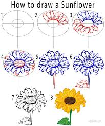 How To Draw A Vase Of Flowers The 25 Best How To Draw Flowers Ideas On Pinterest Flowers To