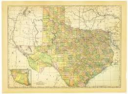 tecas map antique maps lovetoknow