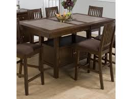Dining Tables With 4 Chairs Dining Room Rustic Dining Table With Leaf Drop Leaf Table With