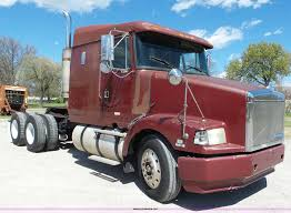 volvo semi for sale 1993 volvo wiam semi truck item l6322 sold may 19 truck