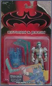 kenner batman u0026 robin series 2 mr freeze jet wing figure with